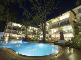 Eternal Wave by Ocean Breeze Hospitality, serviced apartment in Calangute