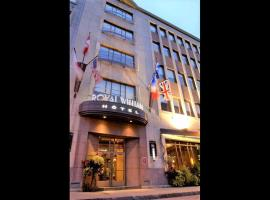 Hotel Royal William, Ascend Hotel Collection, pet-friendly hotel in Quebec City