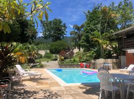 Belle de Jour, hotel with pools in Rio de Janeiro