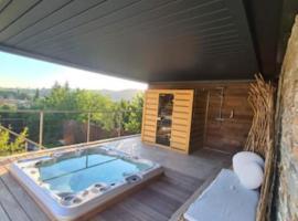 Magnifique maison d'hôte contemporaine - Le Beausset, hotel in Le Beausset