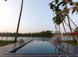 LHASA Ayurveda and Wellness Resort, hotel near Kochi International Airport - COK, Cochin