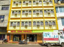Hotel Sona, hotel in Panaji