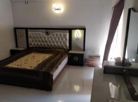 airport jagannath guest house, B&B in Salua
