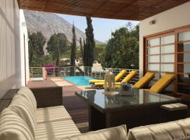 Zen Home & Garden House, room in Cieneguilla