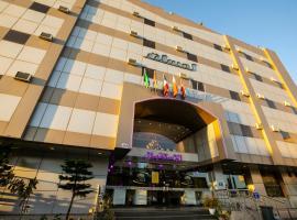 LAMASAT ABHA HOTEL city center، فندق في أبها