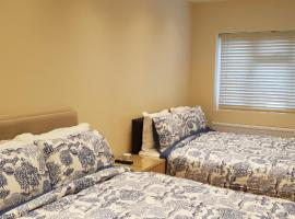 London Luxury Apartments 5 min walk from Ilford Station, with FREE PARKING FREE WIFI, apartment in Ilford