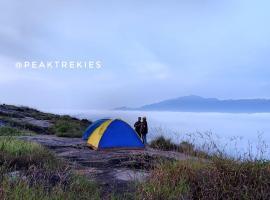 Peaktrekies, luxury tent in Ambalavayal