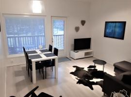 Apartment Sky Villas Kalajoki, huoneisto Kalajoella