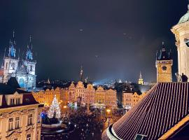 The Old Town Square & Parizska Apartments, hotel in Prague