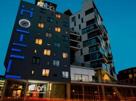 Aloft Brussels Schuman, hotel in Brussels
