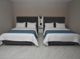 OR HOTEL 94, отель в городе Барранкилья