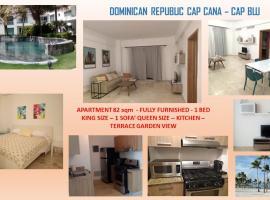 Cap Cana Cap Blue Green, room in Punta Cana