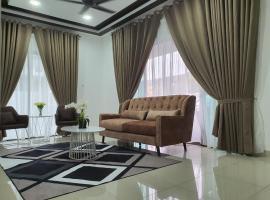 Muslim Homestay D'Bertam, Kepala Batas, Penang, family hotel in Kepala Batas