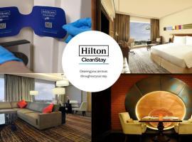 Hilton Chennai, hotel with pools in Chennai