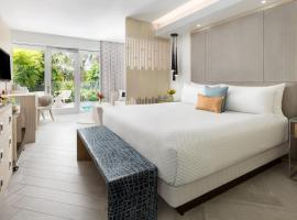 H2O Suites- Adults Only, beach hotel in Key West