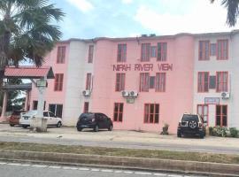 Nipah River View Bajet Hotel, hotel di Kuala Terengganu