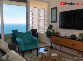zocamar concon, apartamento en Valparaíso