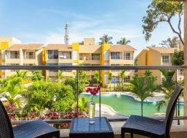 Elegant 2BHK Poolview Apartment in Anjuna Vagator, apartment in Anjuna