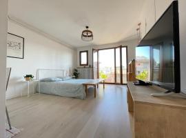 M.I.A., appartement à Marseille
