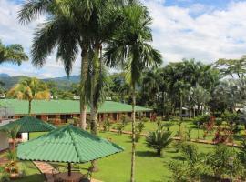 Hotel Campestre Hacienda S J By Rotamundos, hotel in Villavicencio