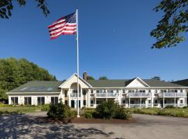 Country Inn at Camden Rockport, hôtel à Rockport