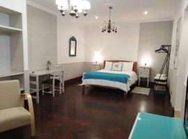 Matriz Guest House, B&B in Ribeira Grande