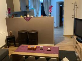 superbe appartement, apartment in Charleroi