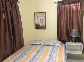 Romana Downtown Mini Estudio, apartment in La Romana