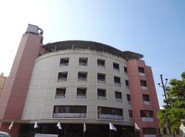 Daspalla Executive Court, hotel in Visakhapatnam