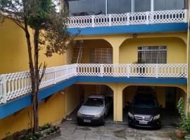 POUSADA E HOTEL FORTALEZA SP AMPLA 5, homestay in Sao Paulo