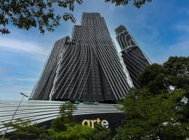 Zetter Suite Arte Mont Kiara, hotel near Federal Territory Mosque, Kuala Lumpur