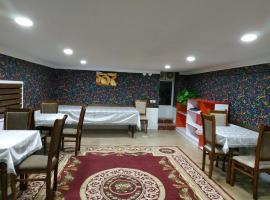 White Hotel, hotel in Tashkent