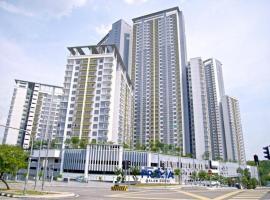 Prima Alam Damai, hostel in Kuala Lumpur