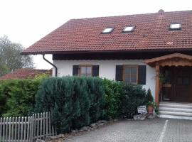Ferienwohnung Engelhardt, apartment in Oberreute