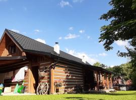 Villa Magdalena – hotel w mieście Nová Bystrica