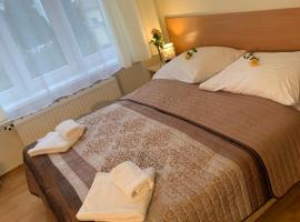 OW Meduza i Biala Mewa, hotel in Międzyzdroje