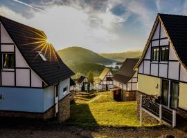 Dormio Resort Eifeler Tor, hotel with parking in Heimbach