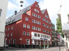 Hotel Lyskirchen, boutique hotel in Cologne
