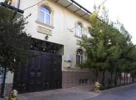 MY GLOBUS, отель в Ташкенте