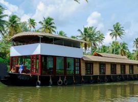 shivagangahouseboat, hotel in Kumarakom