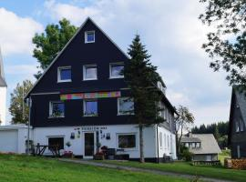 Hotel Pension De Gasterei, hotel in Winterberg