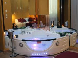 HOTEL VILLA ISA, hotel in Pescara