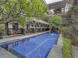 OYO 3904 Kiki Residence Bali, hotel in Legian