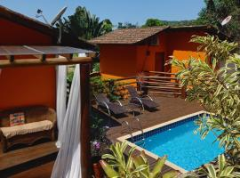 Pousada Parque da Mata, hotel with pools in Paraty
