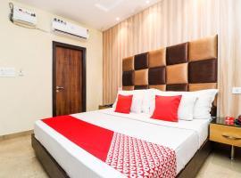 Hotel Corporate Villa, отель в городе Джамму