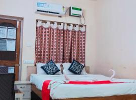 Hotel Bay Inn, beach hotel in Puri