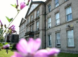 Park Hotel & Apartments, hotel in Hull