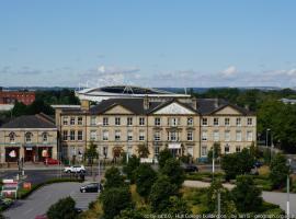 Park hotel, hotel in Hull