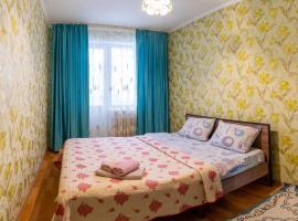 Просторные апартаменты, hotel in Pavlodar