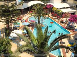 Ibiscos Garden Hotel, hotel in Rethymno